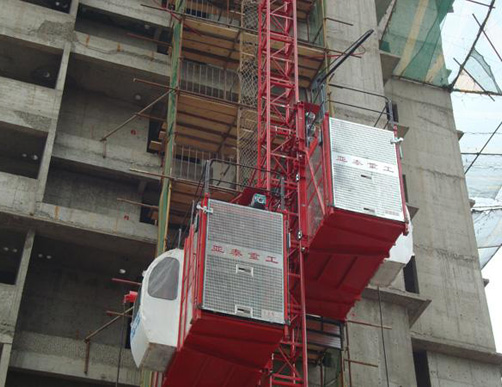 SC200/200B施工电梯